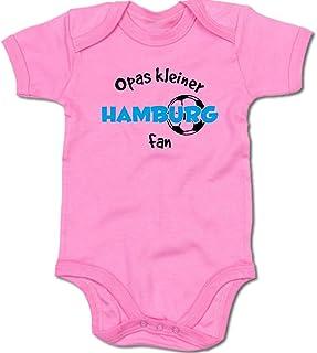 G-graphics Baby Body Opas Kleiner Hamburg Fan 250.0297