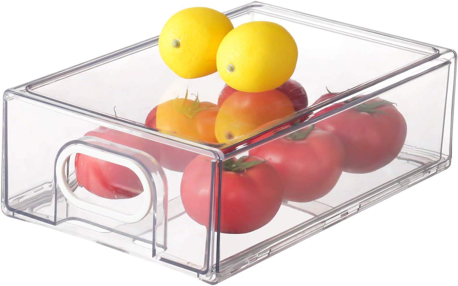 Refrigerator Organizer Ranking TOP11 Bins Max 62% OFF Storage S Drawers
