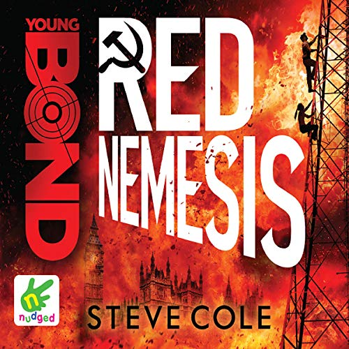 Young Bond: Red Nemesis audiobook cover art