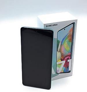 Samsung SM-A715FZBUDBT Galaxy A71 Smartphone (16,95 cm (6,7″) 128 GB Internminne, 6 GB RAM, Dual Sim, Android, Prism Crush...