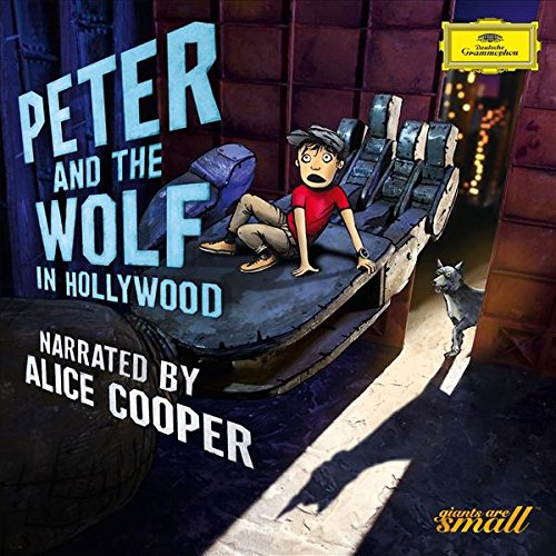 Cooper, A: Peter And The Wolf In Hollywood (Engl.Version)