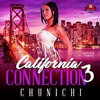 California Connection 3 cover art