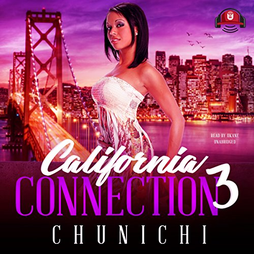 California Connection 3 audiobook cover art