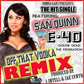 Off That Vodka Remix Maxi-Single