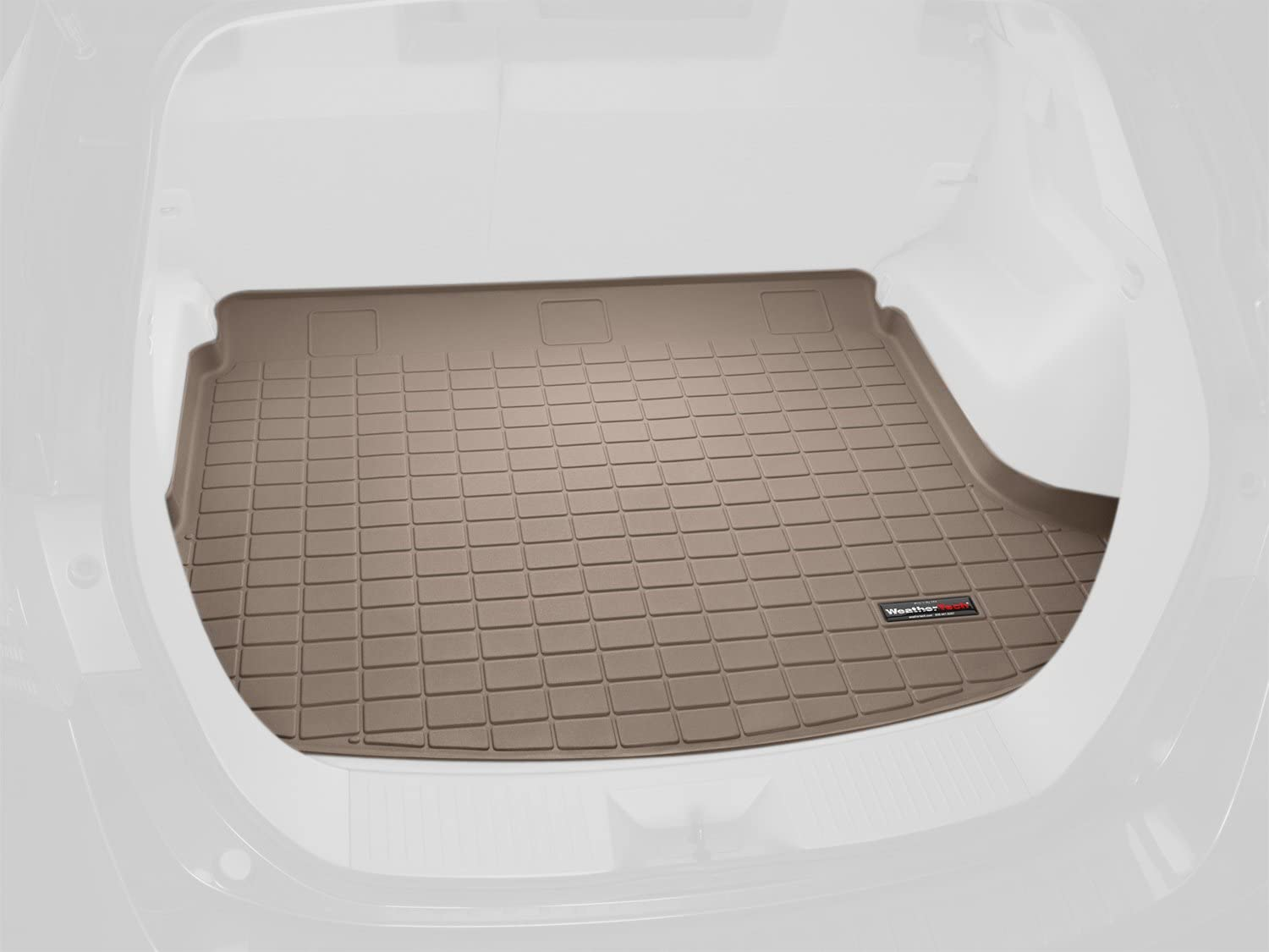 WeatherTech Custom Fit Cargo Liners Tan 25% Max 72% OFF OFF Escalade Cadillac for