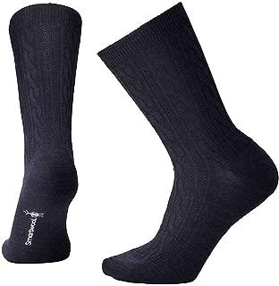 PhD Outdoor Light Crew Socks - Women's Cable II Wool Performance Sock