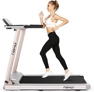 FUNMILY Treadmill, 2.25HP Folding Treadmills for Home with Bluetooth Speaker & Desk, Installation-Free Walking Jogging Mac...