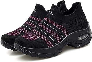 Amazon.es: zapatillas deporte gimnasio 37 Zapatos para