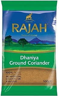 comprar comparacion Rajah - Cilantro en polvo - Dhana - 100 g