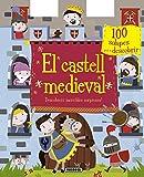 El castell medieval. Descobreix increïbles sorpreses! (100 solapes)