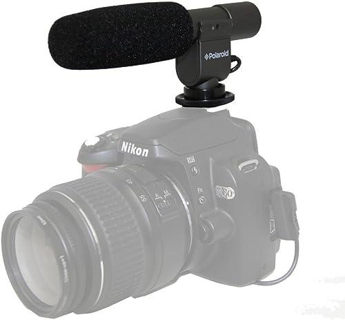 lowest Polaroid Professional Grade Digital SLR and online sale Camcorder outlet online sale Microphone outlet sale