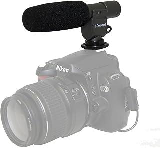 For Sony HDR-PJ30V Shotgun Bower Elite Stereo Microphone With Windscreen