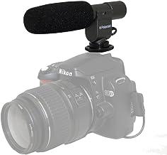 Polaroid Proビデオコンデンサーショットガンマイクfor the Panasonic Lumix DMC - g1、DMC - gh1、- l10, DMC - gf1、dmc-gf2、- g1、- gf5、dmc-g2、DMC -...