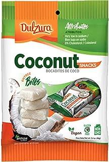 Dulzura Coconut Snack/Bocaditos de Coco 3.4 oz (x4)