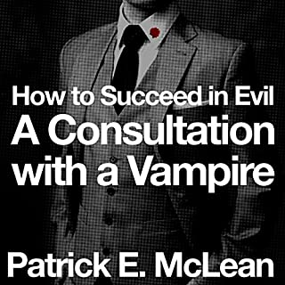 Consultation with a Vampire audiobook cover art