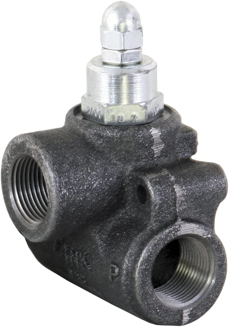Buyers Low price Products HRV07516 Max 47% OFF In-Line Inli Relief Valve