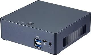 【Intel i7-8550U】【メモリ8GB】【SSD 256GB HDD 1TB】【USBの次世代規格 USB3.1 Type-cポート】【Win 10 Pro 64bit 搭載】SKYNEW ミニパソコン 小型pc M4S