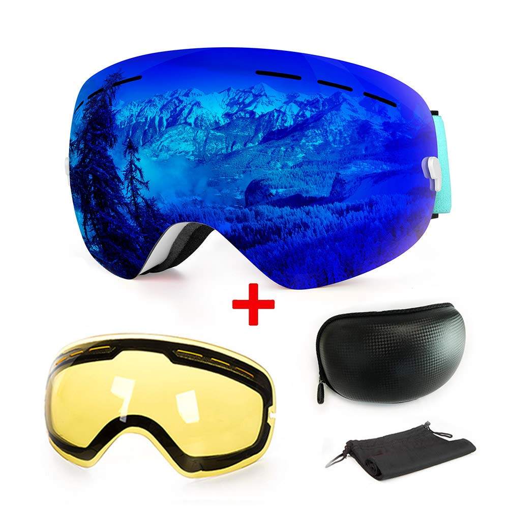 Extra Mile Protection Interchangeable Snowmobile