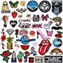 Patch Sticker - RYMALL 42 PC Patch Sticker, Cute DIY Ropa Parches para la camiseta Jeans...