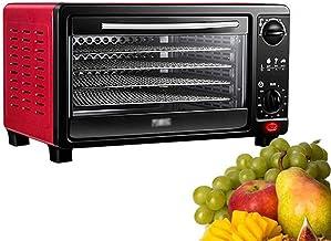 MissZZ Déshydrateur Alimentaire Machine à déshydrateur Alimentaire - Configuration Facile, minuterie numérique réglable et...