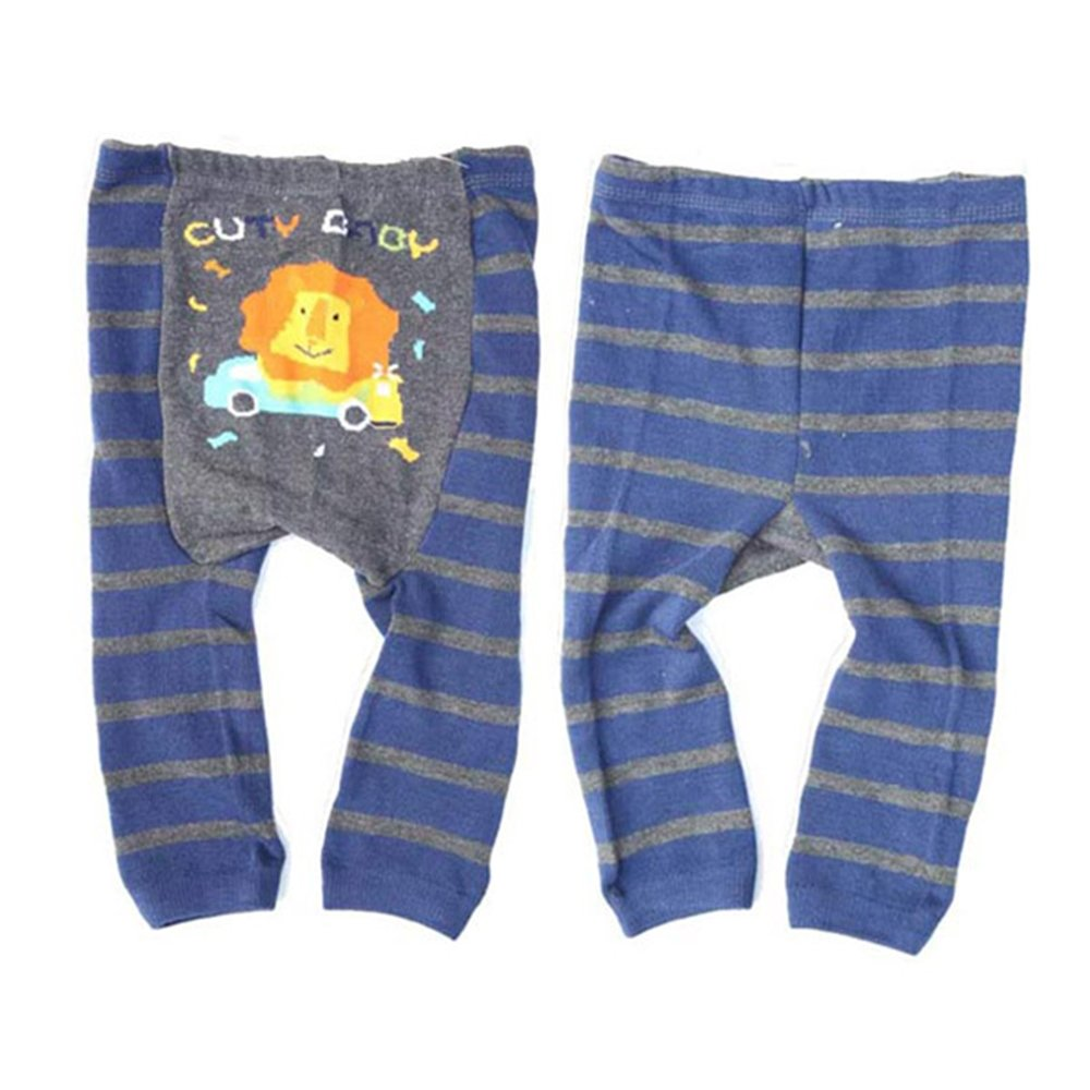 Wrapables Baby & Toddler Leggings, Cuty Baby - 6 to 12 Months