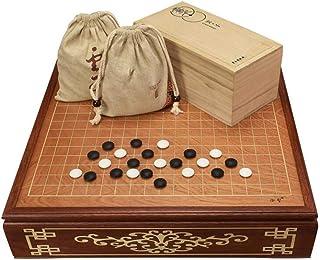 Luckyw Schackbräde i massivt trä klassisk