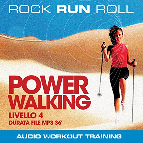 Power Walking Livello 4  Audiolibri