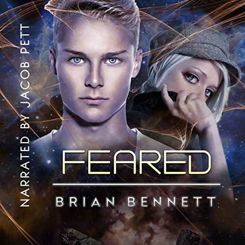 Feared audiobook cover art