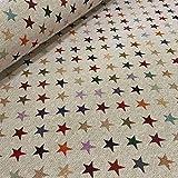 Kt KILOtela Tela por Metros de tapicería - Jacquard Gobelino - Ancho 280 cm -...