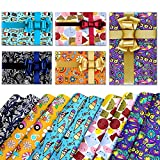 Wrapping Paper Sheets-Birthday Wrapping Paper Set with...