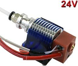 [Gulfcoast Robotics] All Metal V6 Bowden Extruder Hotend for 3D Printer - 24V /1.75mm Filament / 0.4mm Nozzle.