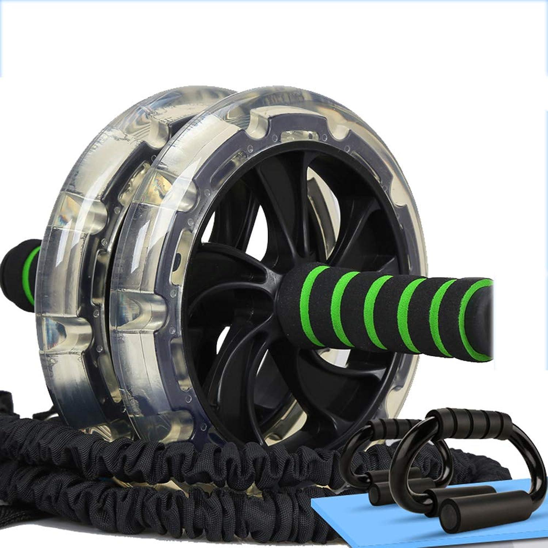 FXJFJLUNZ Bauchmuskel-Rad, Deltamuskel-Training Bauchmuskel-Trainings-Rad Krperpflege Gewichtsverlust Umweltschutz PU-Gummi-Material (Farbe   C)