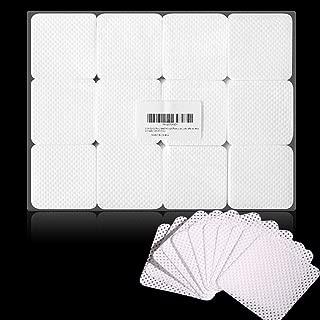 3000Pcs Nail Pliosh Remover Wipes Pure Cotton Lint Free Wipes Removal Gel Polish Nail Cleaner Nail Napkins Absorbable (3000Pcs)