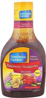 American Garden Raspberry Vinaigrette Dressing, 473 ml