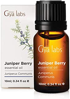Juniper Berry Essential Oil for Cellulite - 100% Pure Therapeutic Grade - 10ml (0.34oz)