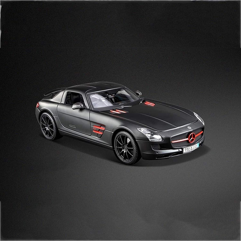 mejor precio AGWa Modelo de báscula Vehículo Vehículo Vehículo de simulación 1 18 Modelo de coche de aleación Modelo de coche deportivo Juguetes para Niños Metal Coche Boy Serie de regalos  calidad fantástica