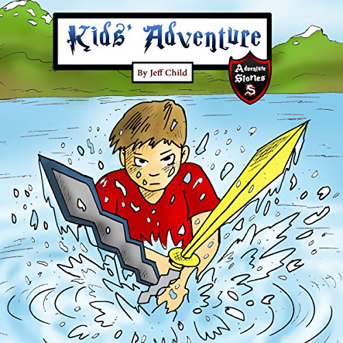 Kids' Adventure: Secret Keys of Healing audiobook cover art