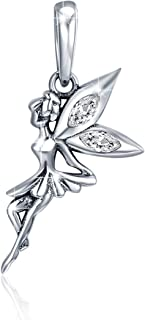 Best fairy necklace sterling silver Reviews