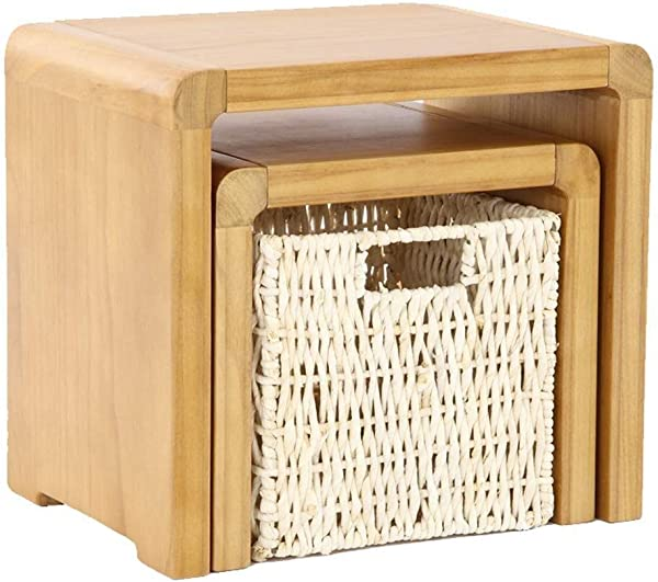 Carl Artbay Wooden Footstool Home Solid Wood Fashion Square Small Change Shoe Bench Coffee Table Wear Shoe Bench Storage Pot Rack With Storage Basket Home Size Smalllarge