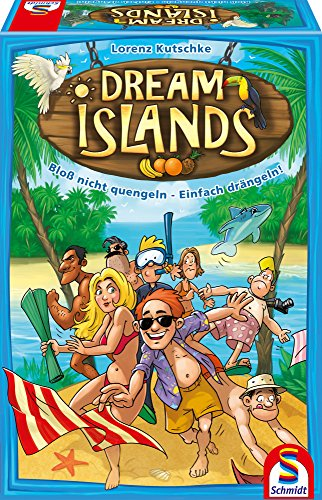 Schmidt Spiele 49321 Dream Islands