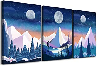 Best landscape painting moon Reviews