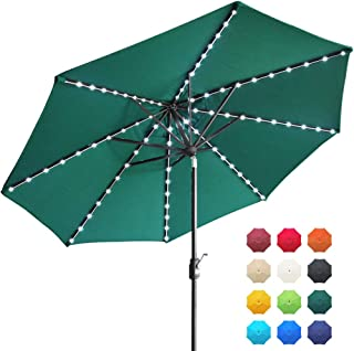 Best led sunbrella umbrella Reviews