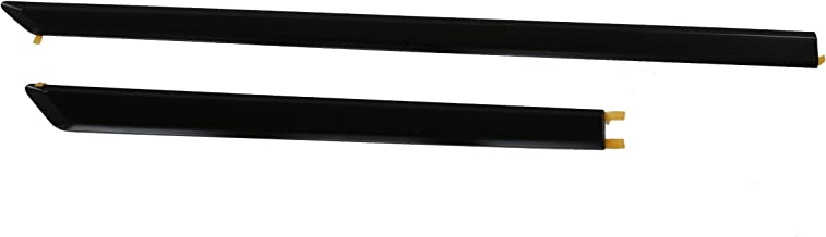 Genuine Toyota Accessories PT938-03120-AB Primered Right Body Side Molding - 2 Piece