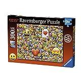 Ravensburger Puzzles 300 Piezas XXL, Emoji (13240) , Modelos/colores Surtidos, 1 Unidad