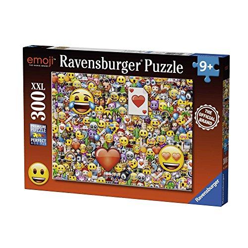 Ravensburger Italy Puzzle Emoji, 300 Pezzi, 13240