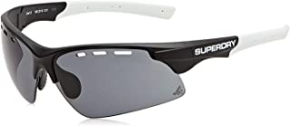 Superdry Wrap Around Unisex Sunglasses - SDSPRINT100-62-15-121mm Black
