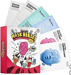 DR. JART+ Mask Heroes Face Savers: A set of six of Dr. Jart's favorite masks