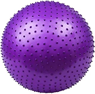 WXYXG Yoga Ball, Specialty Massage Ball Thicken Explosion-Proof Gym Ball Granule Tactile Impression Big Ball (Color : #3)