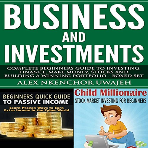 Business and Investments cover art