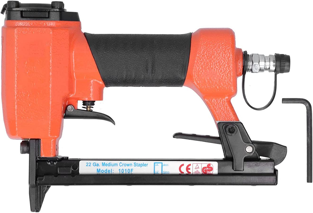 22-Gauge Electric Nail Gun, Compatible with3/8
